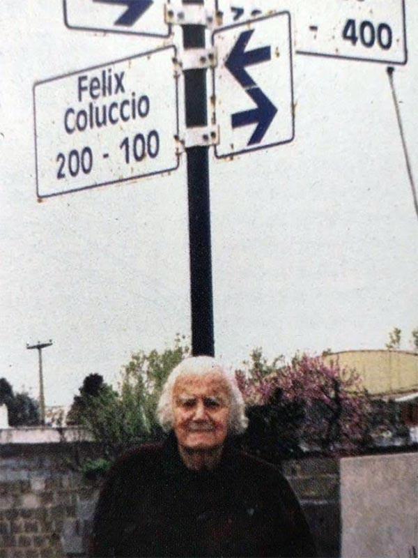 Félix Coluccio