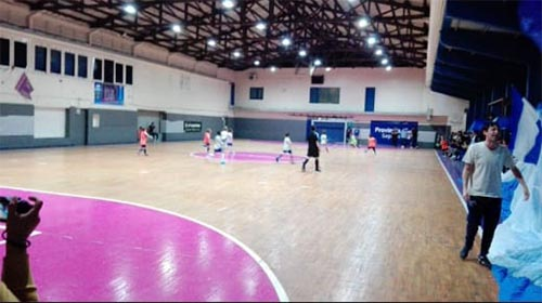 Cancha Futsal 17 de Agosto