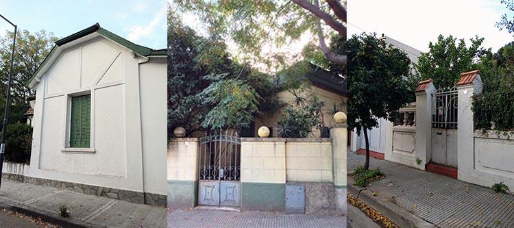 Pasaje Zeballlos en Villa Pueyrredón