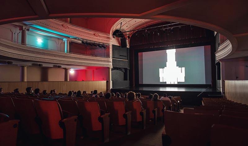 Cine 25 de Mayo