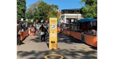 Feria del Parque Saavedra