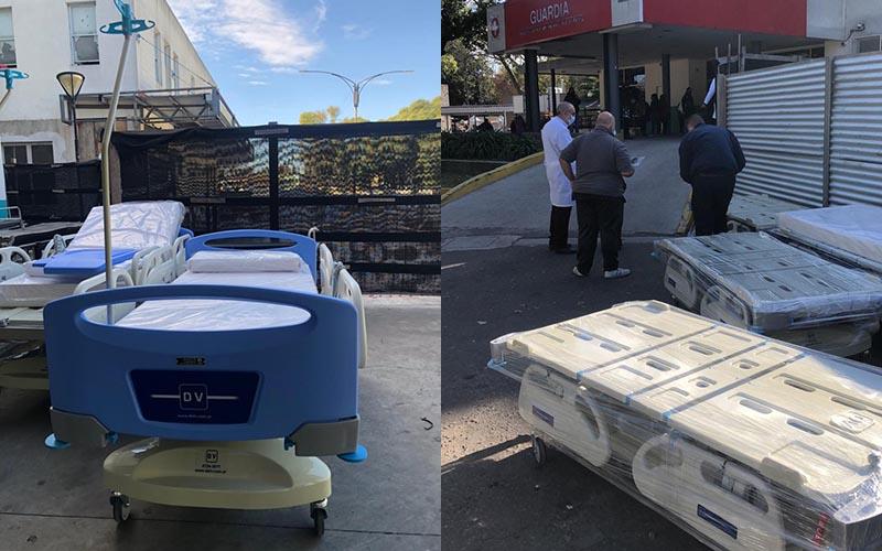 COAS donaciones hospitales