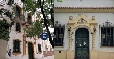 Arquitectura Neocolonial barrial