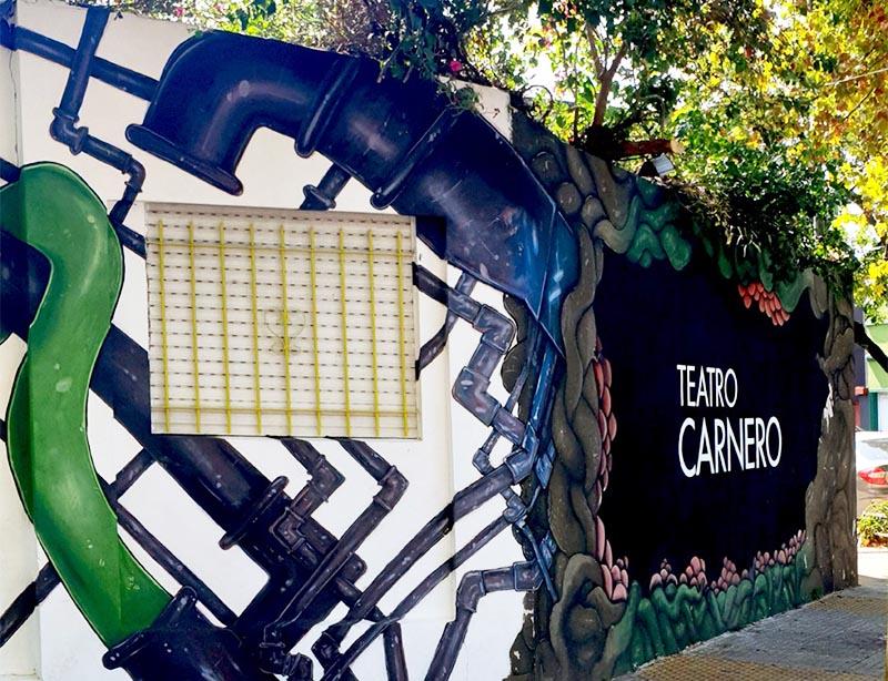 Teatro Carnero Villa Devoto