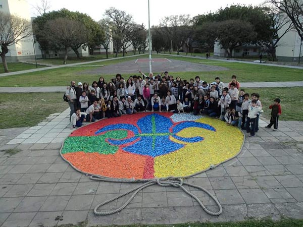 Grupo Scout barrio Gral. San Martín