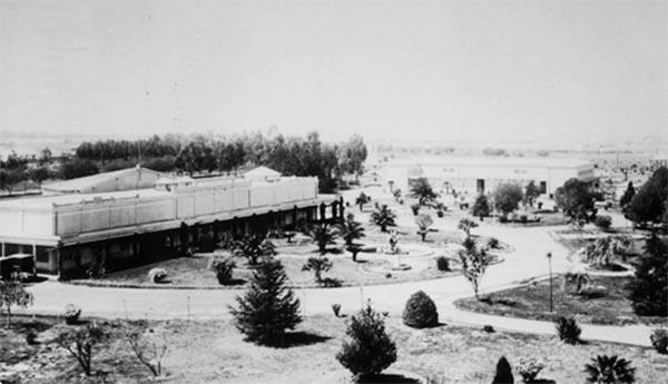 Parque Agronomía 1937