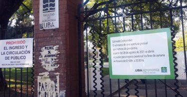 Parque Agronomía