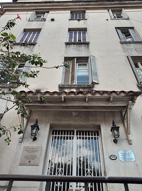 Casa de Cortazar en Barrio Rawson