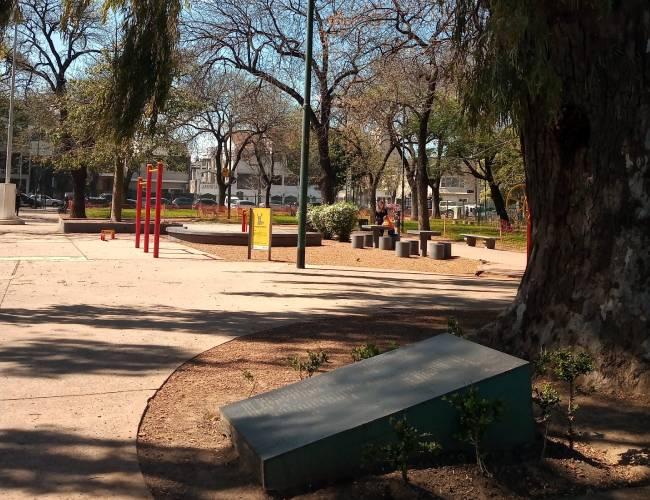 Plaza Martín Rodríguez