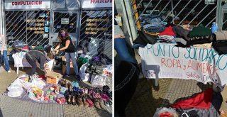 Punto Solidario en Villa Pueyrredón