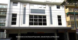 ex cine de Villa Pueyrredón